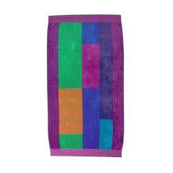Alexander Julian Jacquard Dots Cotton Beach Towels (Set of Two)