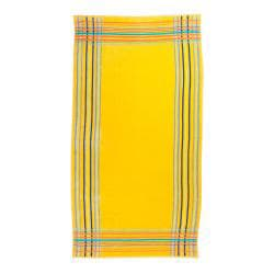 Alexander Julian Pinstripe Plaid Beach Towel (Set of 2) - Thumbnail 2