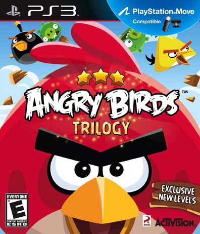 PS3 - Angry Birds Trilogy