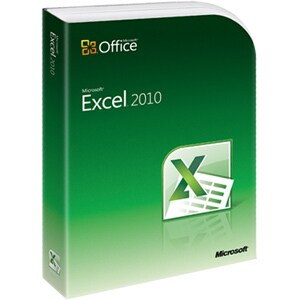 Microsoft Excel 2010 - Complete Product - 1 PC - Academic