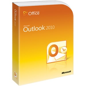 Microsoft Outlook 2010 - Complete Product - 1 PC - Academic