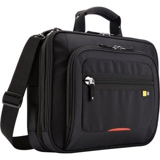 "Case Logic ZLCS-214 Carrying Case (Briefcase) for 14"" Notebook, iPad,"