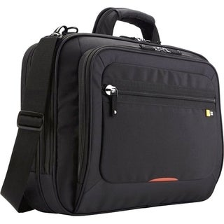 "Case Logic Carrying Case for 17"" Notebook, iPad, Tablet - Black"