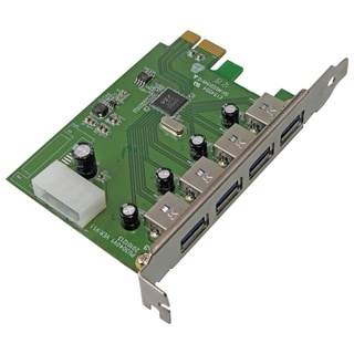 Visiontek USB 3.0 PCIE Expansion Card