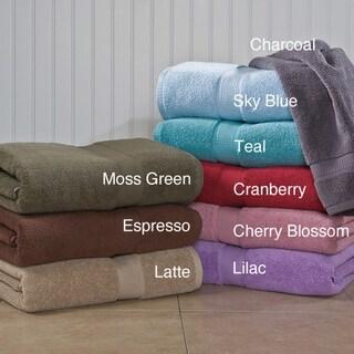 Calcot Supima Zero Twist Bath Towel (Set of 2)
