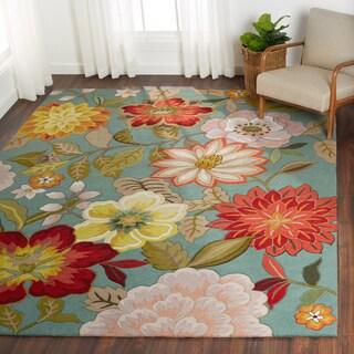 Nourison Fantasy Floral Area Rug