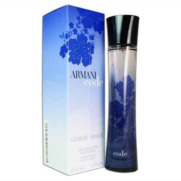434659836678 Shop Giorgio Armani Code Women s 1.7-ounce Eau de Toilette Spray ...