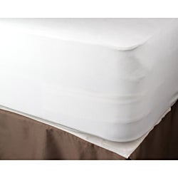 Christopher Knight Home Smooth Organic Cotton Waterproof Full-size Mattress Protector