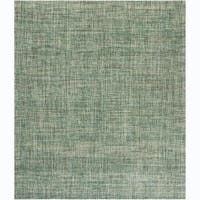 Artist's Loom Hand-woven Contemporary Abstract Wool Rug (2'x3') - 2' x 3'