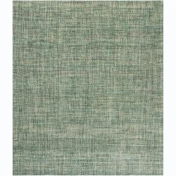Artist's Loom Hand-woven Contemporary Abstract Wool Rug (7'9x10'6) - 7'9 x 10'6 - Thumbnail 0