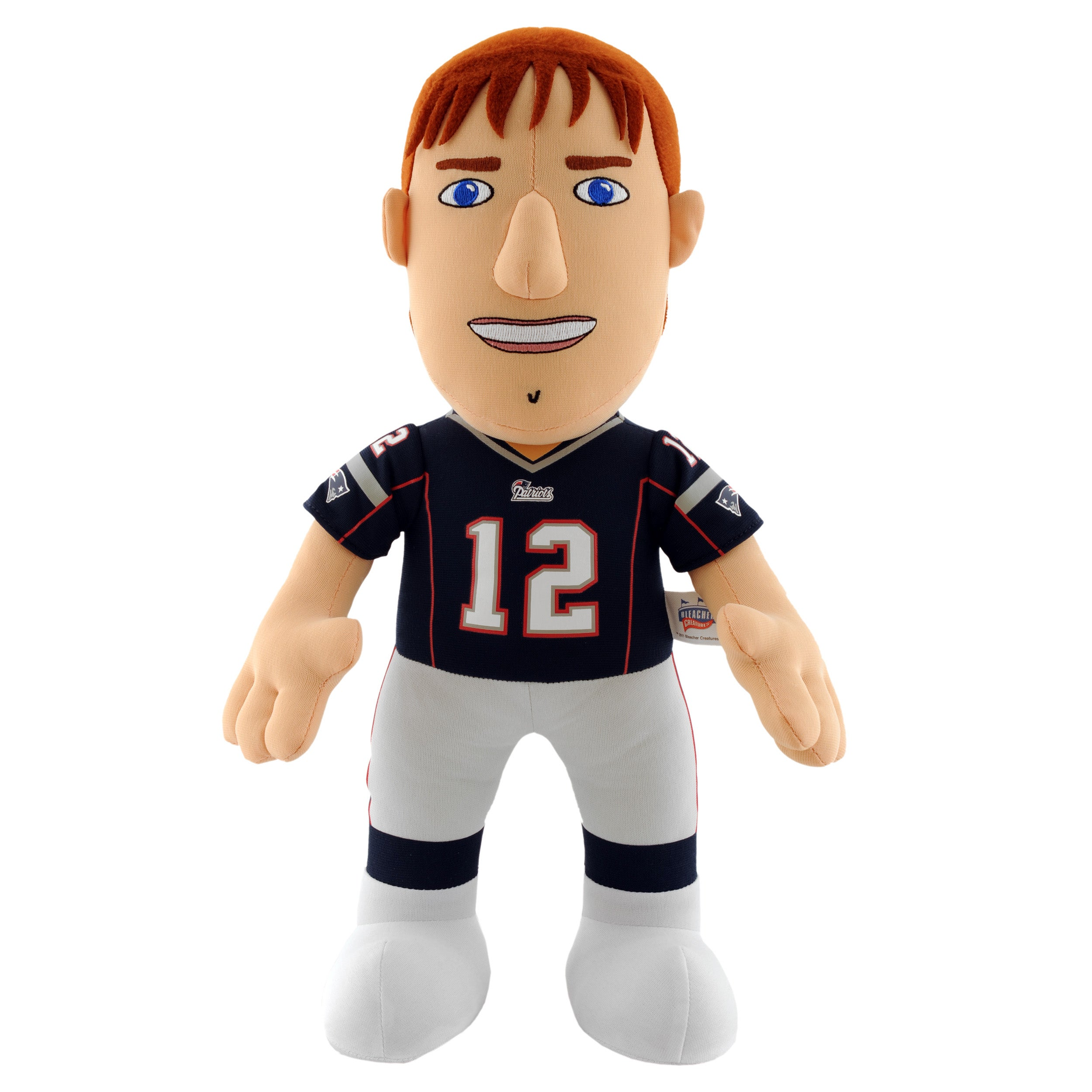 New England Patriots Tom Brady 14-inch Plush Doll