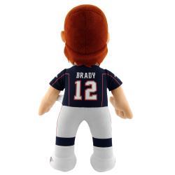 New England Patriots Tom Brady 14-inch Plush Doll - Thumbnail 1