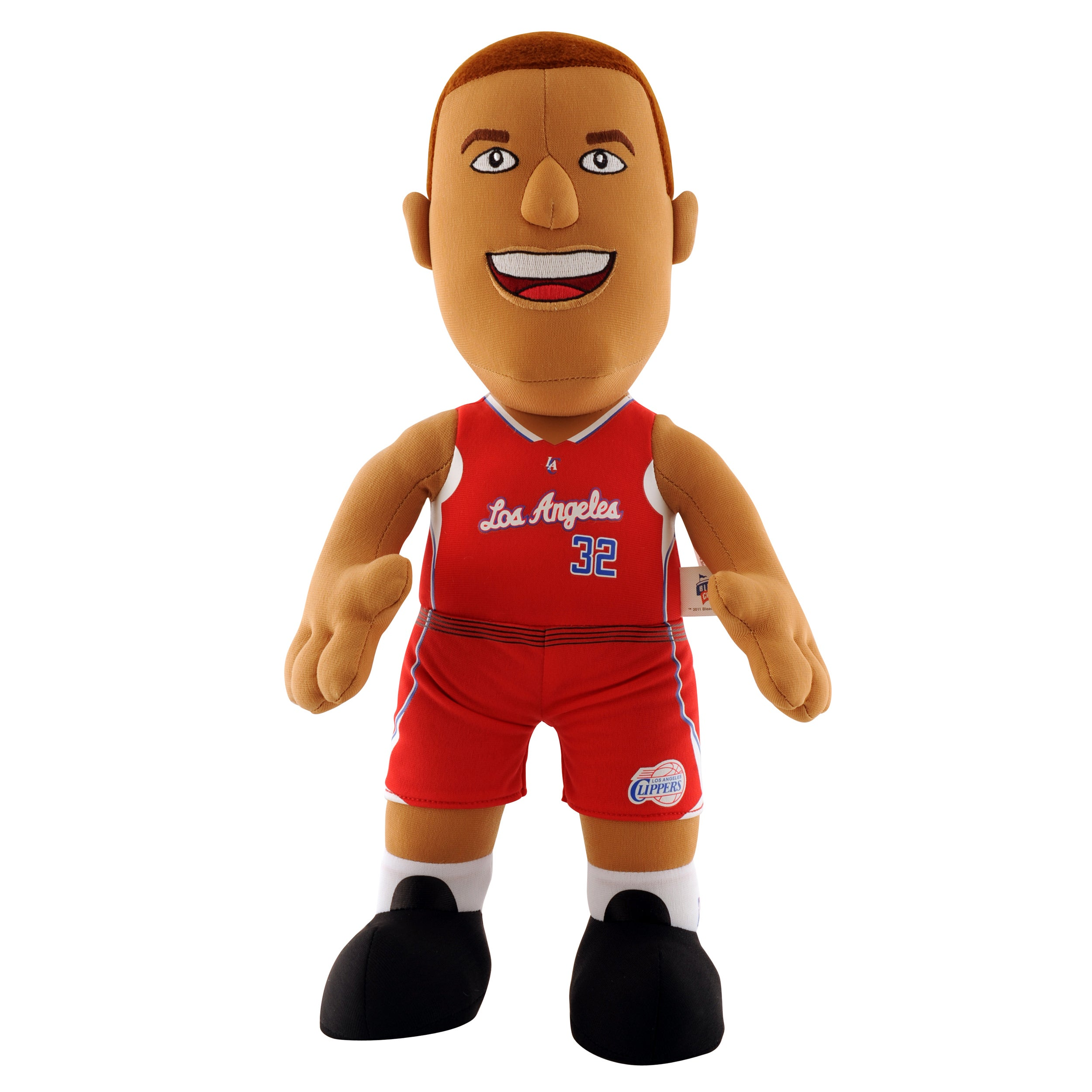 Los Angeles Clippers Blake Griffin 14-inch Plush Doll - Thumbnail 0