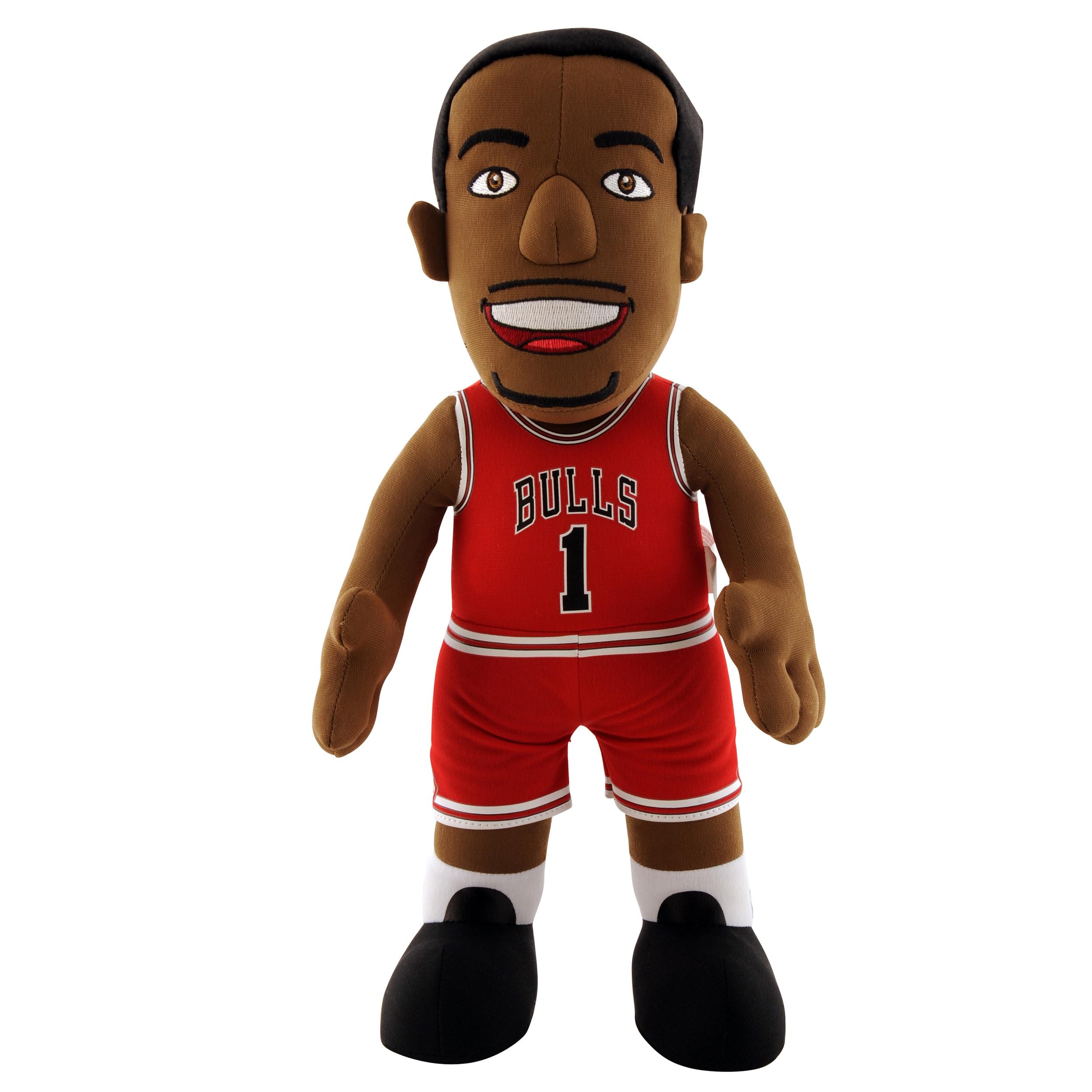 Chicago Bulls Derrick Rose 14-inch Plush Doll