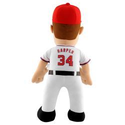 Washington Nationals Bryce Harper 14-inch Plush Doll - Thumbnail 1