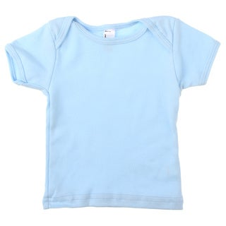 American Apparel Baby Rib Short Sleeve Lap T