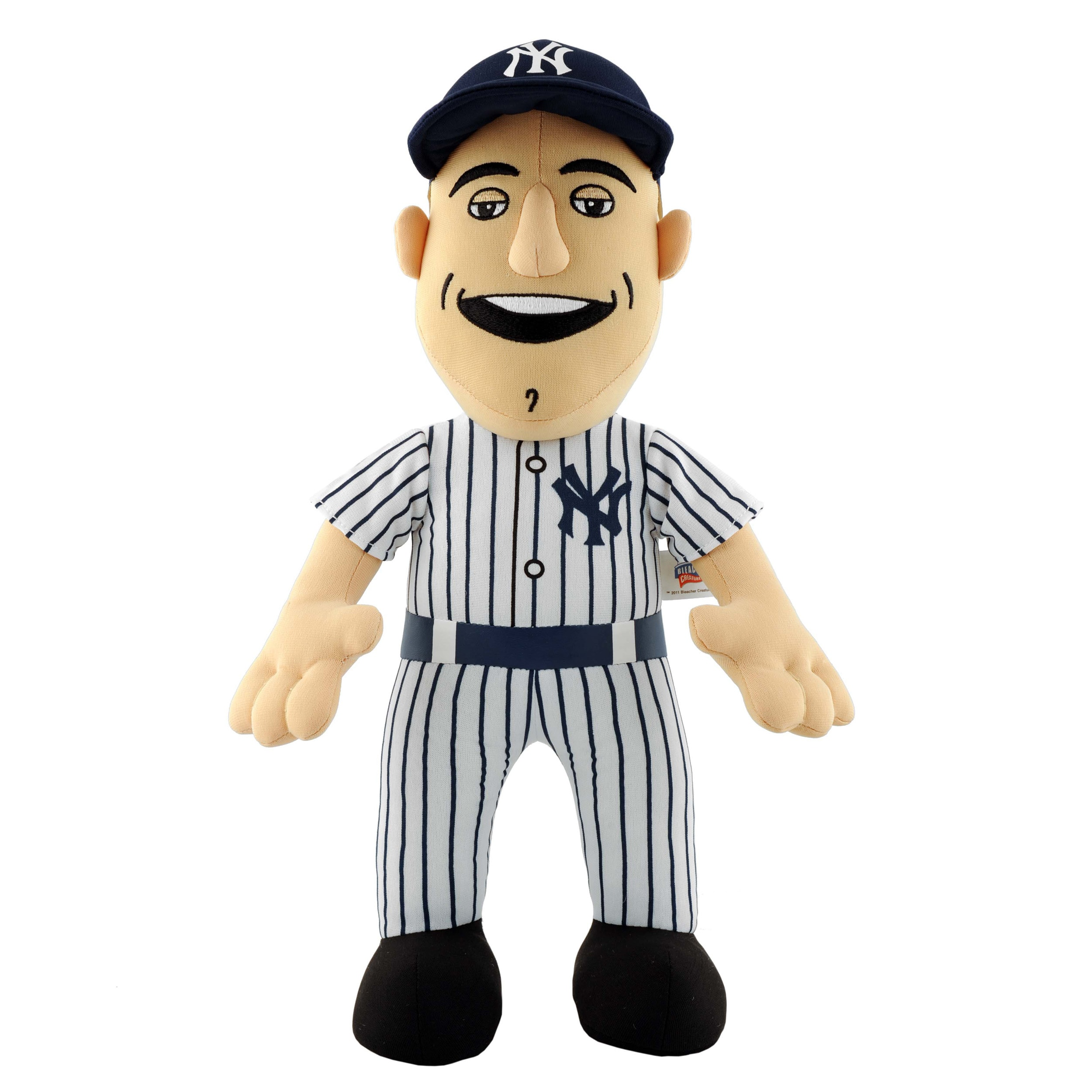 New York Yankees Derek Jeter 14-inch Plush Doll - Thumbnail 0