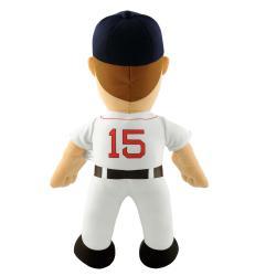 Boston Red Sox Dustin Pedroia 14-inch Plush Doll - Thumbnail 1