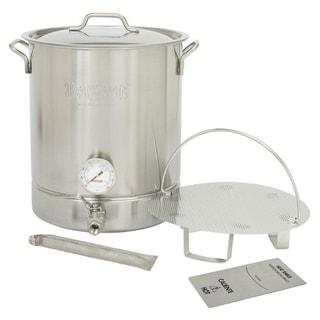 Bayou Classic® 800-410 -10-gal Premium Brew Kettle