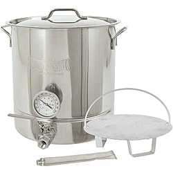 Bayou Classic Stainless Steel Brew Kettle