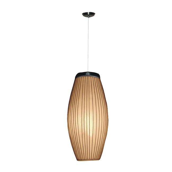 Decorative Off-White Contemporary Kuta Floor Lamp