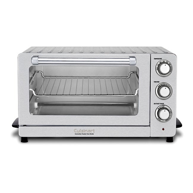 Cuisinart Toaster Oven Broiler With Convection TOB-60FR -