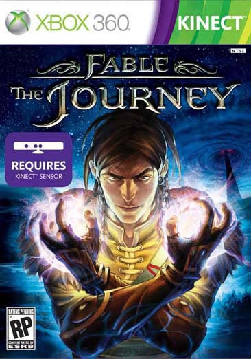 Xbox 360 -  Fable: The Journey for Kinect
