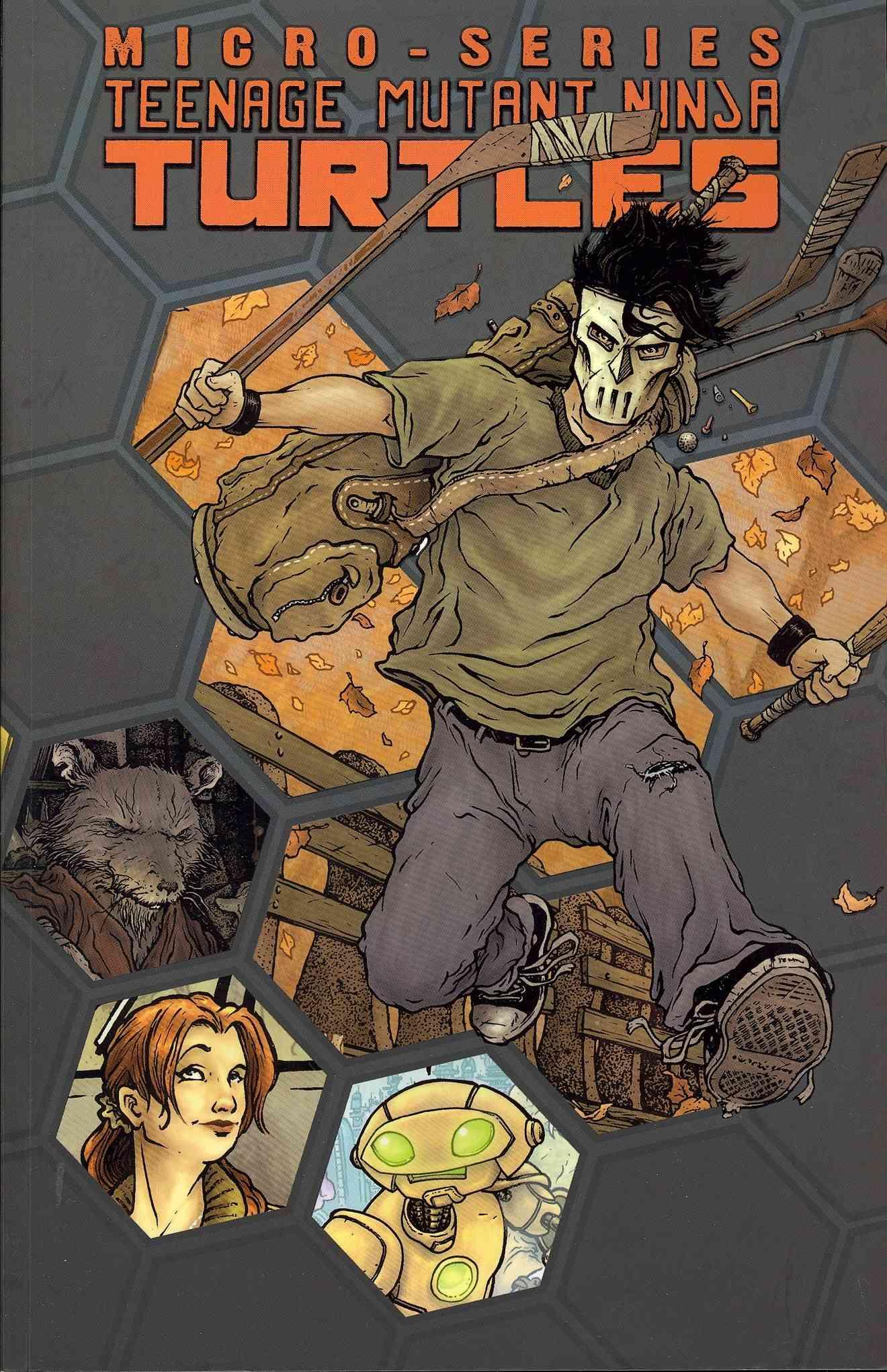 Teenage Mutant Ninja Turtles Micro-Series 2 (Paperback)