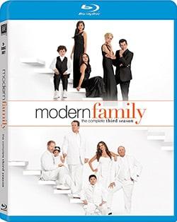 Modern Family Season 3 (Blu-ray Disc)