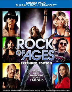 Rock of Ages (Blu-ray/DVD)