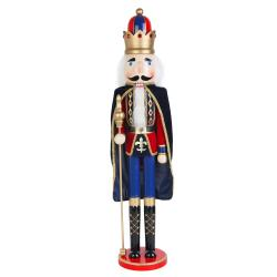 King 36-inch Caped Nutcracker