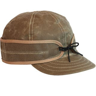Stormy Kromer Men's Waxed Cotton Cap|https://ak1.ostkcdn.com/images/products/6834473/P14362779.jpg?impolicy=medium