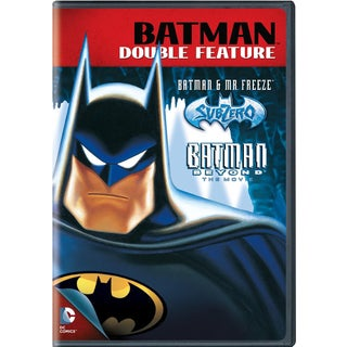 Batman Double Feature (DVD)