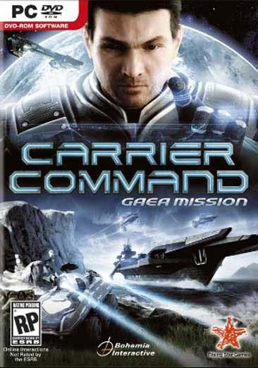 PC - Carrier Command: Gaea Mission