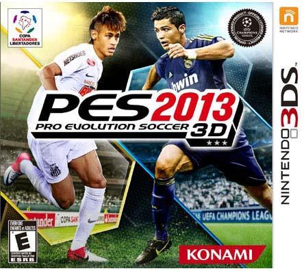 NinDS 3DS - Pro Evolution Soccer 2013