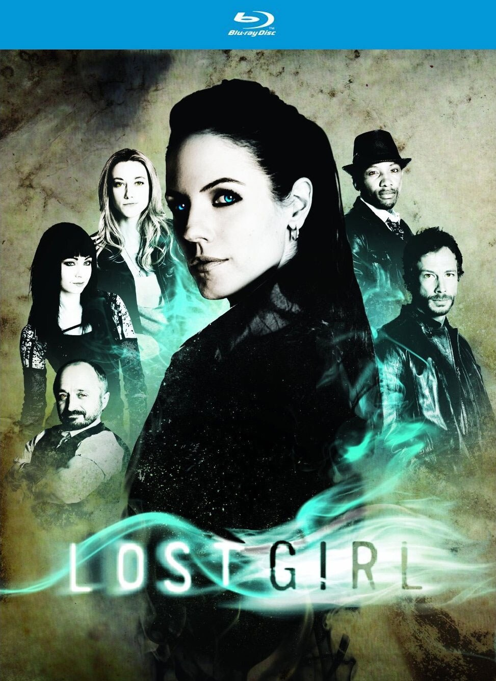 Lost Girl: Season One (Blu-ray Disc)