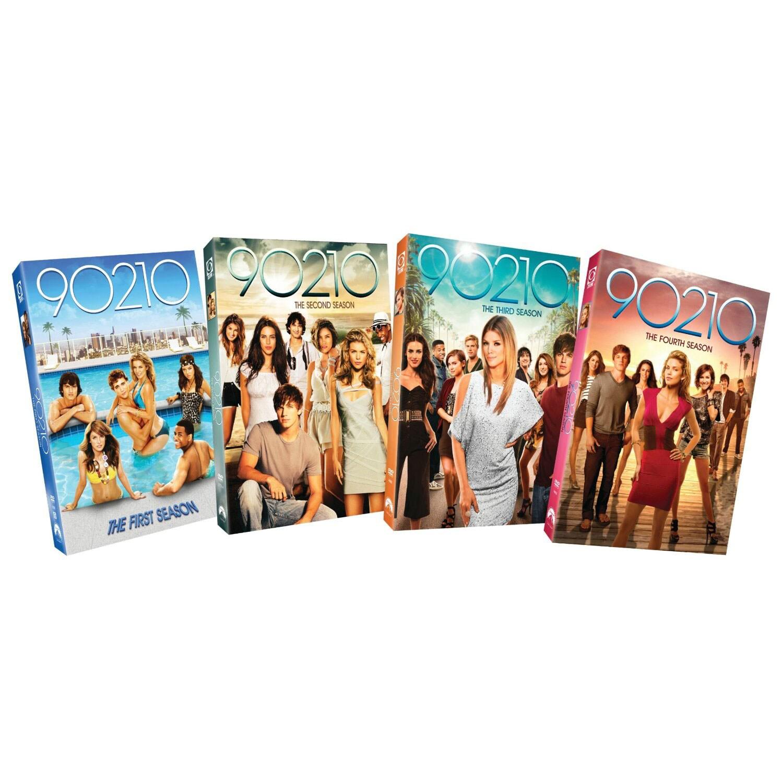 90210: Four Season Pack (DVD)