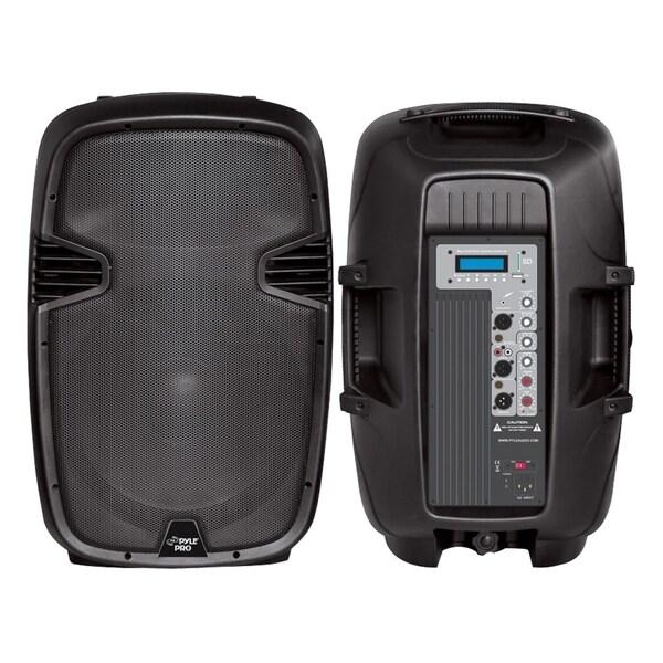PylePro PPHP153MU Speaker System - 500 W RMS