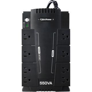 CyberPower TAA Compliant Standby CP550SLGTAA 550 VA Desktop UPS