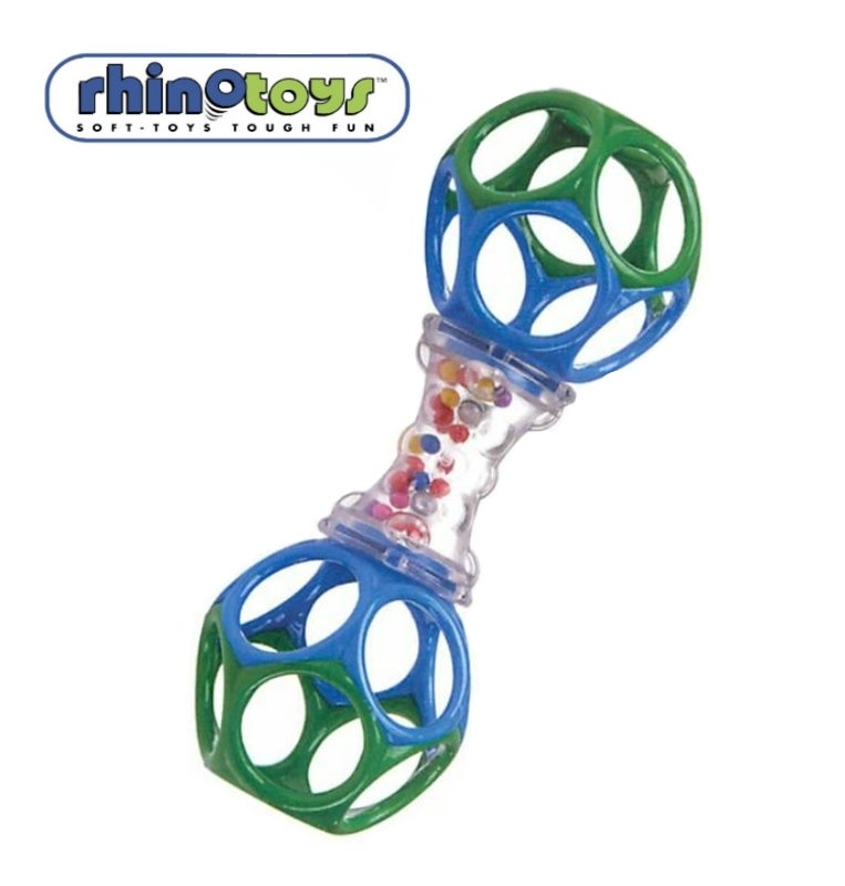 Rhino Toys Oball Shaker Rattle