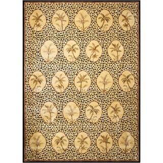 Nourison Chambord Multicolor Rug (9'6 x 13')