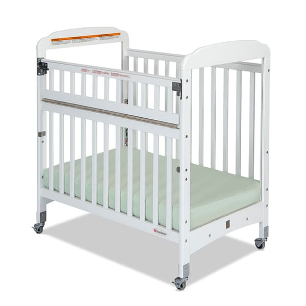Shop Foundations Serenity Safereach Clearview Compact Crib