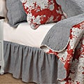 Greenland Home Fashions Lorraine Bedskirt