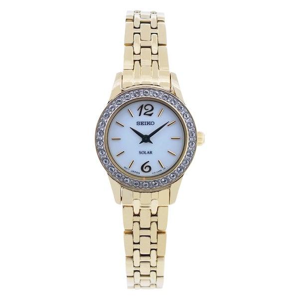 Seiko Women's Classic Goldtone Watch