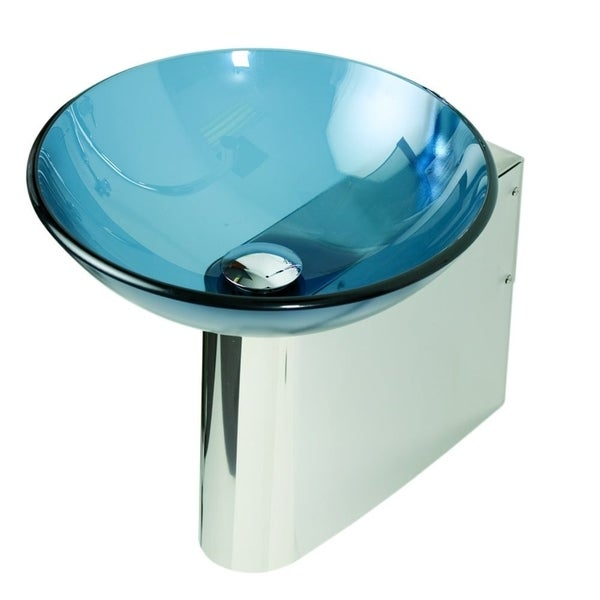 Shop Stainless Steel Single Hole Wall Mount For Sink