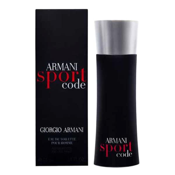 Giorgio Armani Sport Code Men's 2.5-ounce Eau de Toilette Spray