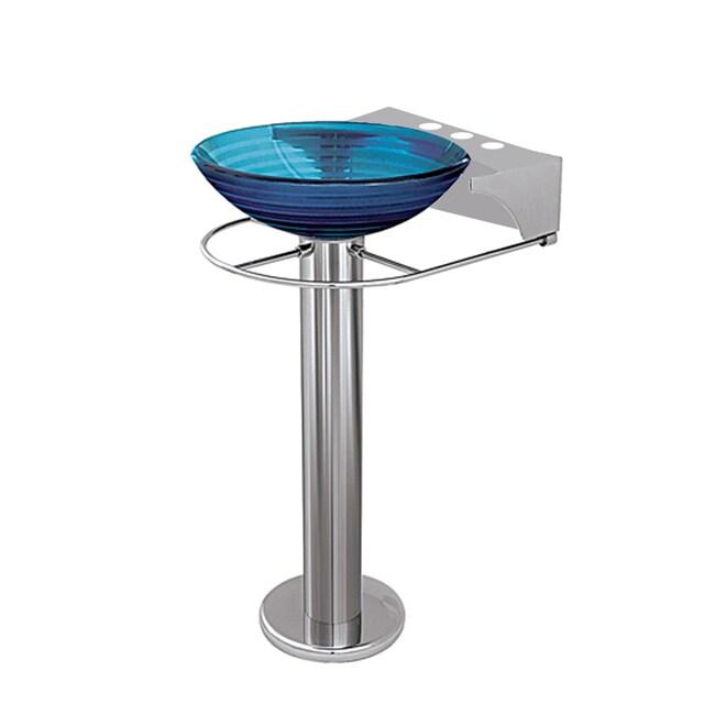 Pedestal Faucet Stand