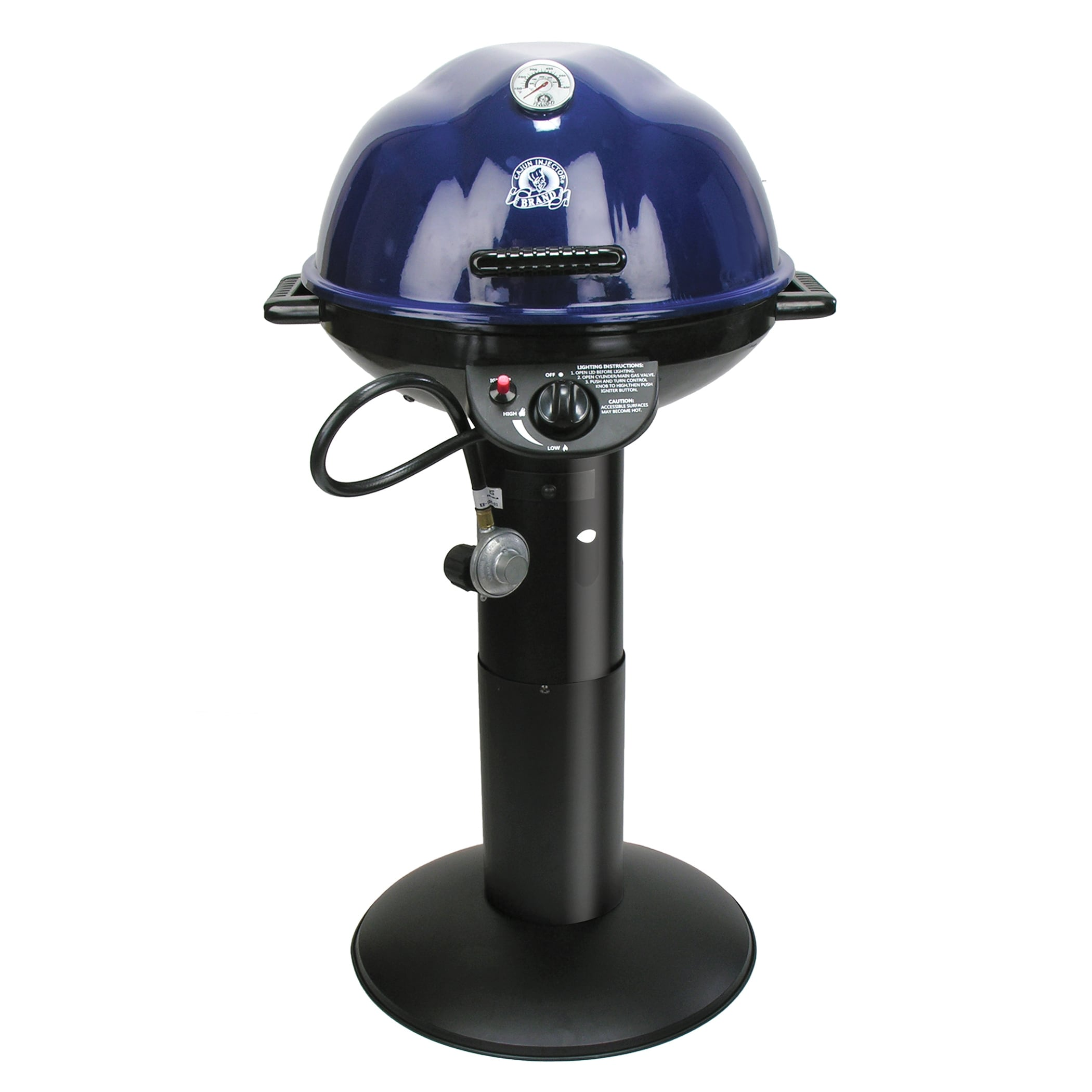 Propane Pedestal Grill Free Shipping Today Overstock