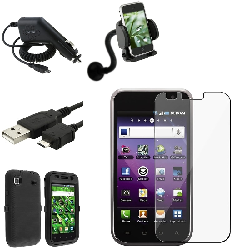 Case/ Protector/ Charger/ Cable/ Holder for Samsung Galaxy S 4G T959v