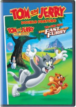 Tom & Jerry Double Feature (DVD)